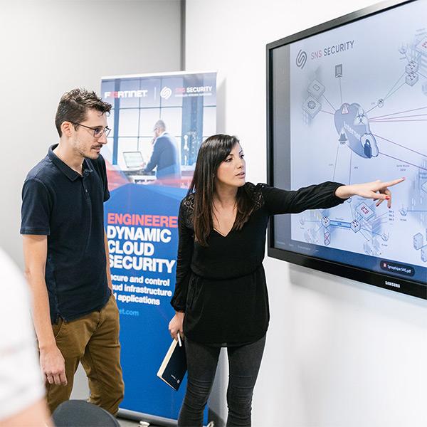 competence dernieres solutions securite informatique sns security