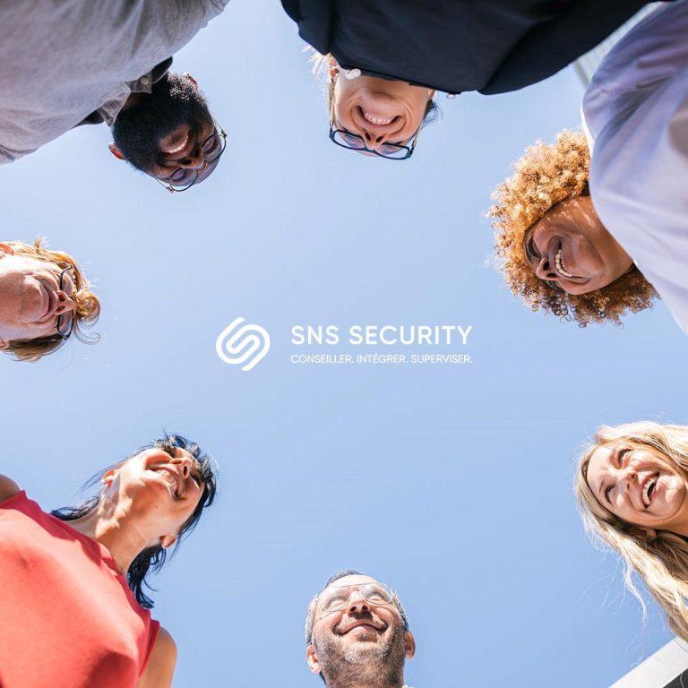 L'expertise et les valeurs de SNS SECURITY sont nos facteurs clés de succès