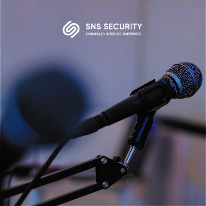 interview prise de parole micro cybersecurite