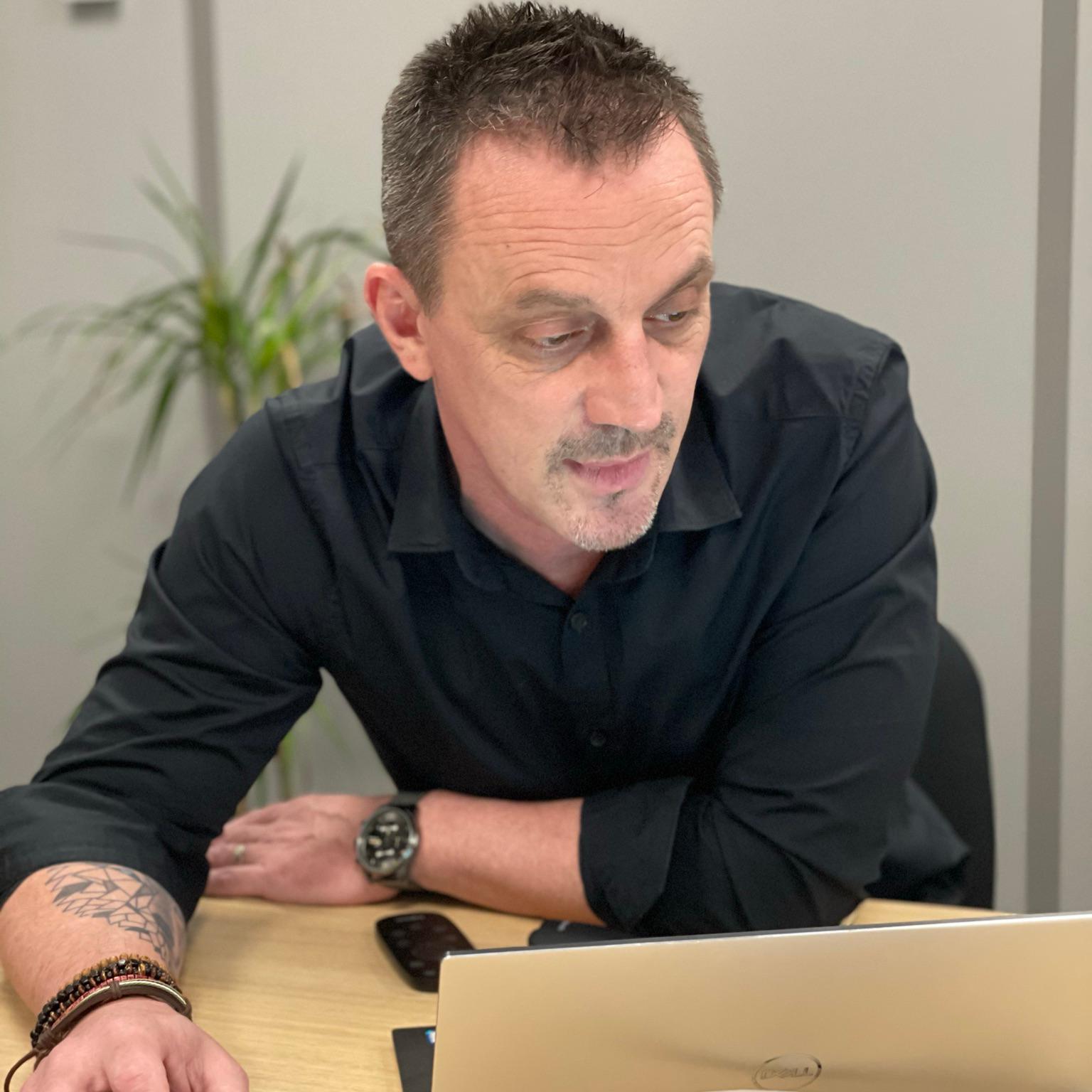 photographie ludovic rancoul directeur technique sns security webinar