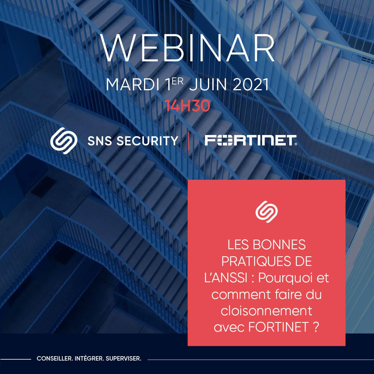 webinar sns security fortinet security fabric cloud saas paas iaas