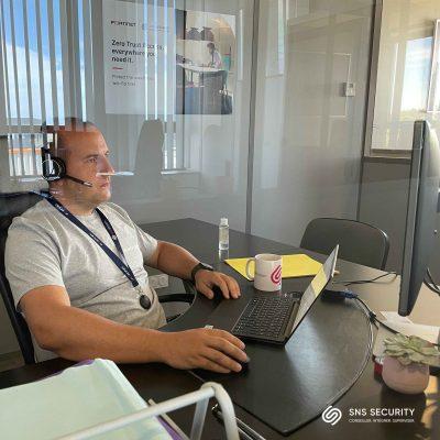 Inside SNS SECURITY avec Yann PEREZ, ingénieur avant-vente