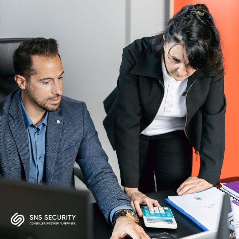 Inside SNS SECURITY avec Olivier PEREZ, ingénieur commercial