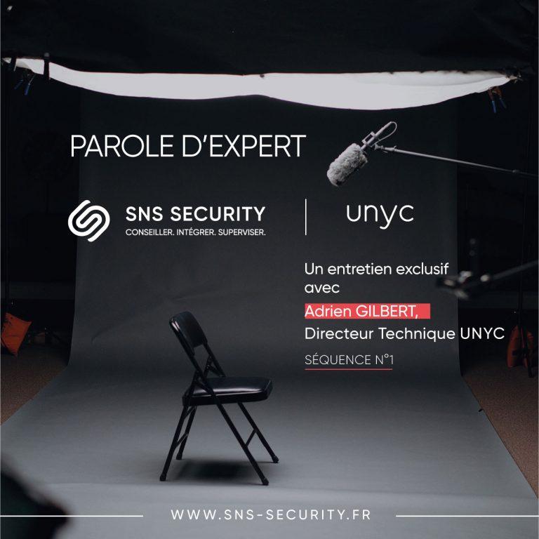 Parole d'expert avec Adrien GILBERT, Directeur Technique UNYC – Séquence n°1