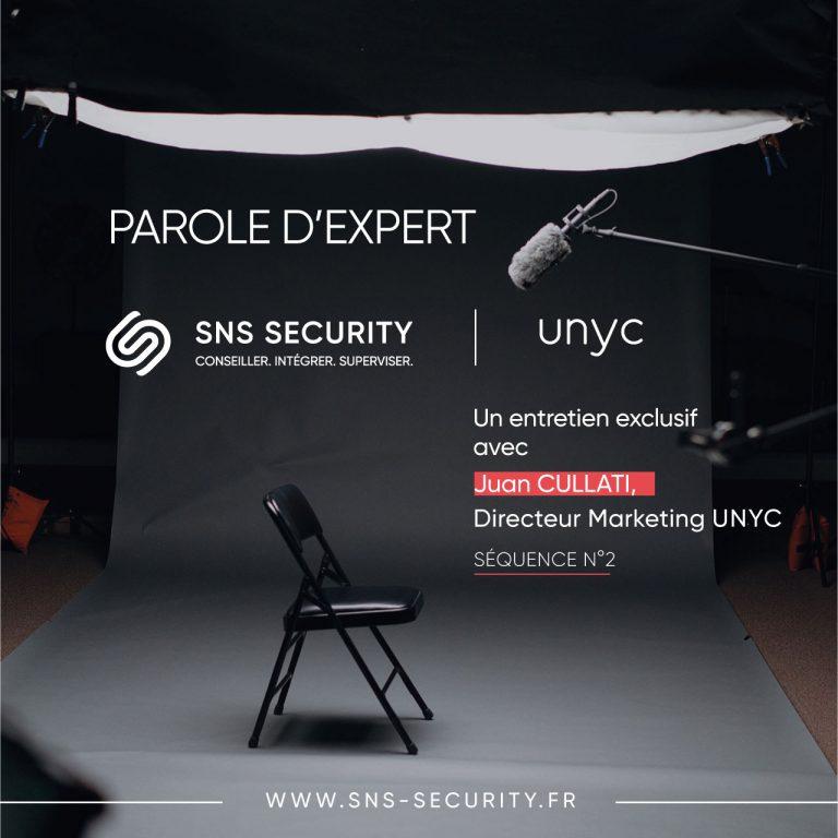 Parole d'expert avec Juan CULLATI, Marketing manager UNYC – Séquence n°2