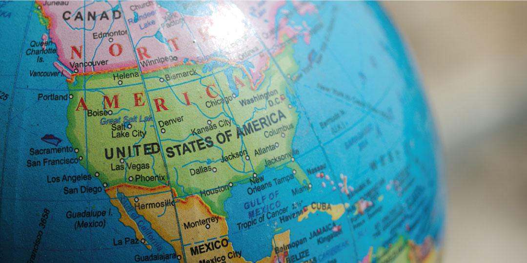 mappemonde entreprise implantation mondiale