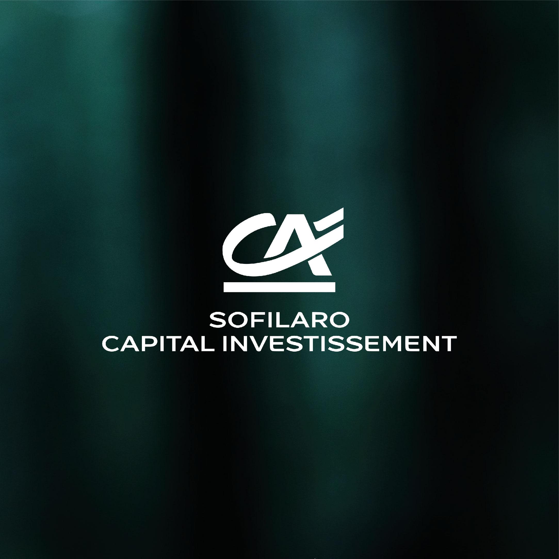 logo sofilaro capital investissement credit agricole