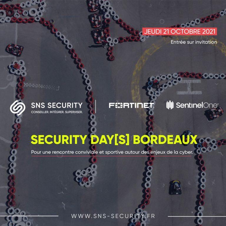SECURITY DAY[S] BORDEAUX