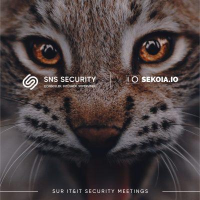 SEKOIA et SNS SECURITY s'associent pour proposer une offre de cybersécurité dédiée aux ETI