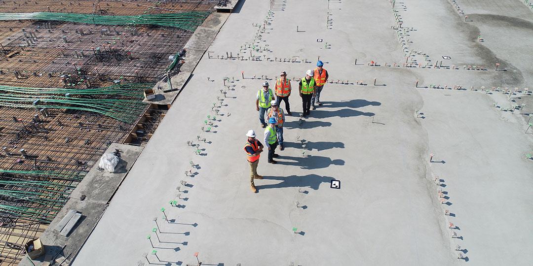 chantier entreprise construction croissance consolidation développement