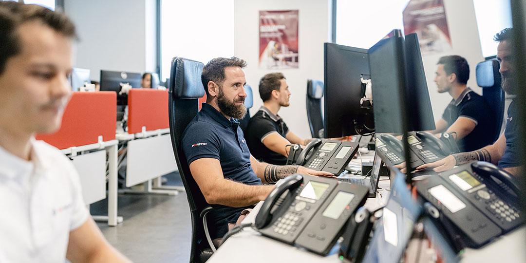 support service technique sns security ingenieurs securite reseau
